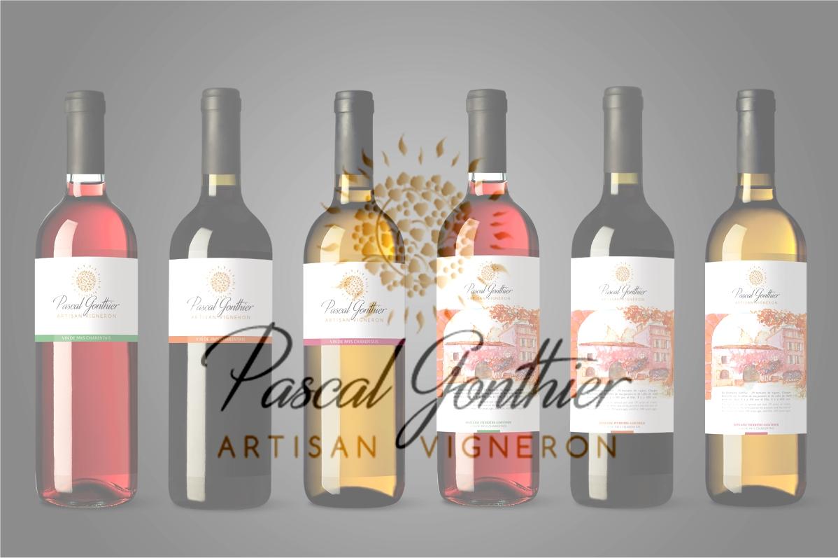 Interview de Pascal Gonthier, viticulteur Charentais
