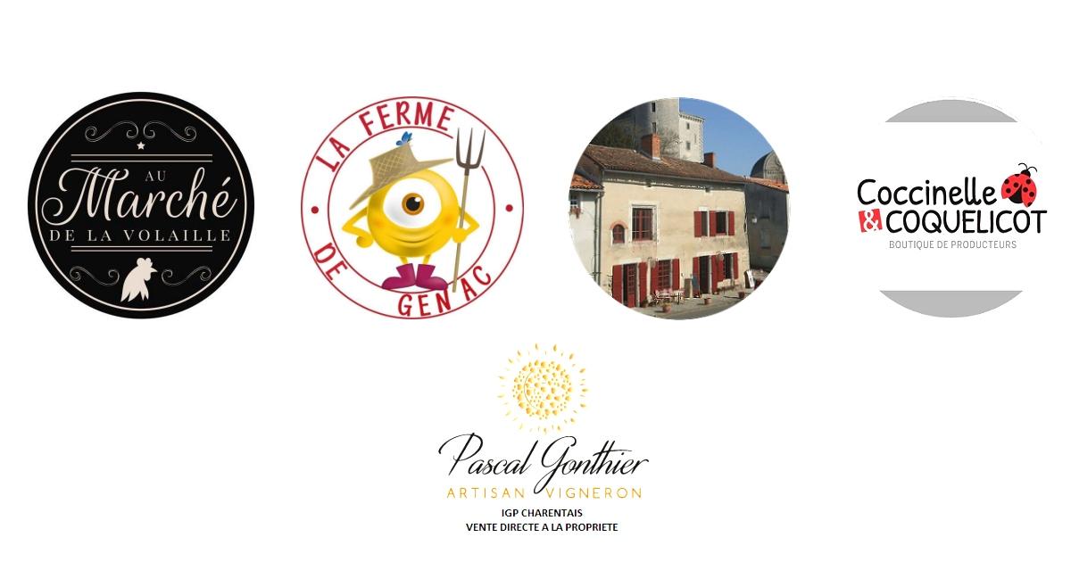 Trouver les vins Pascal Gonthier en période de confinement en Charente